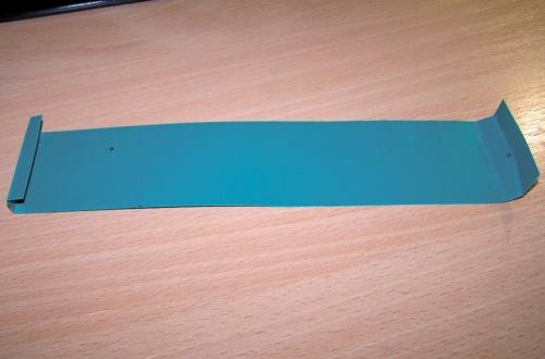 Abb01 Der gebogene Plastikstreifen