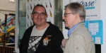 Volker Libuda mit Uwe Elss