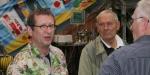 links der Gastgeber Harald Sosna
